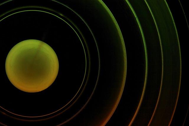 světelný kruh