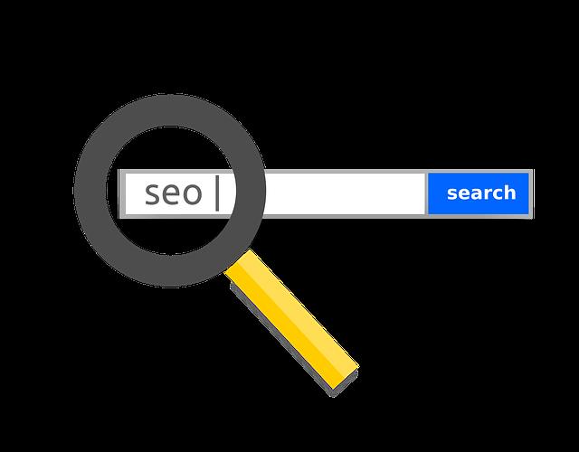 Internetový vyhľadávač, lupa, SEO.png